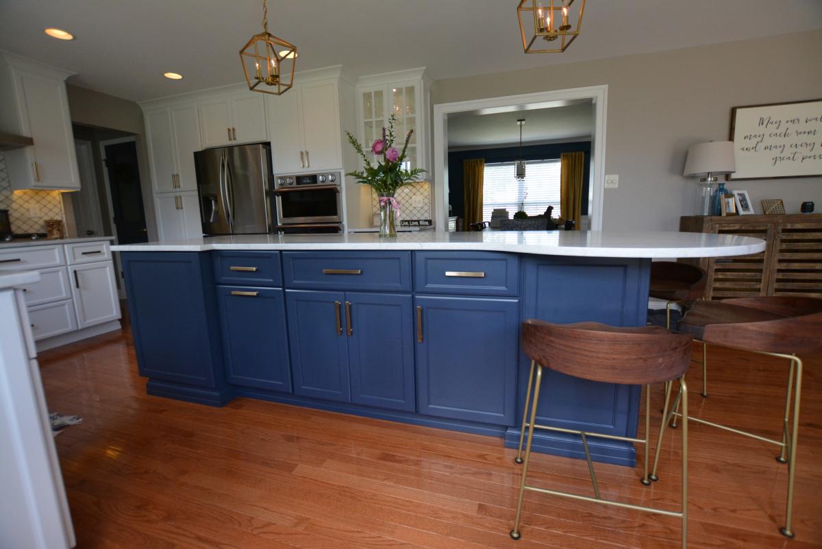 Kitchen Remodel in Marlton, NJ   Cabinet Tree Design